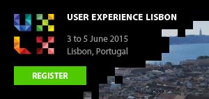 Register for UXLx Lisabon 2015